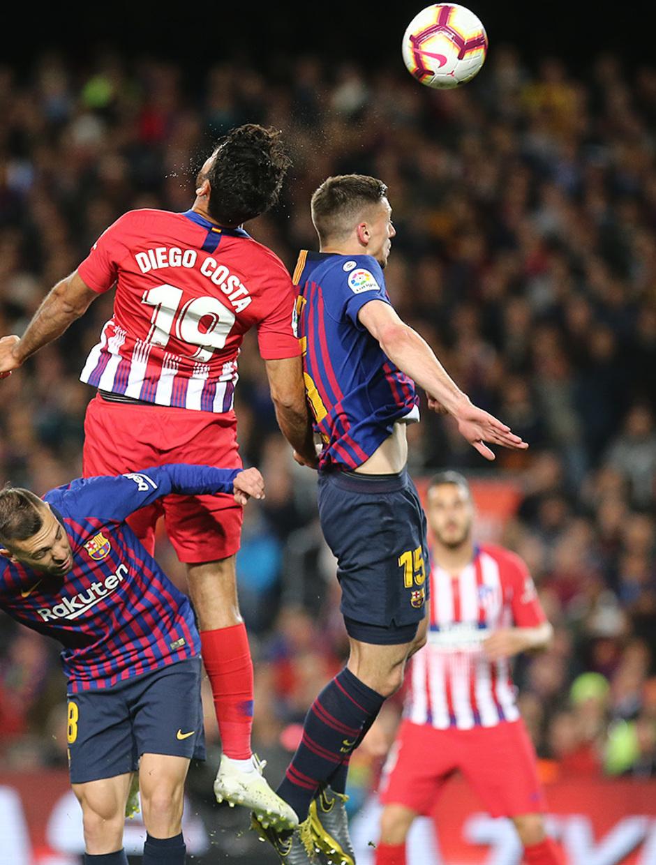 Temp 18/19 | FC Barcelona - Atlético de Madrid | Diego Costa