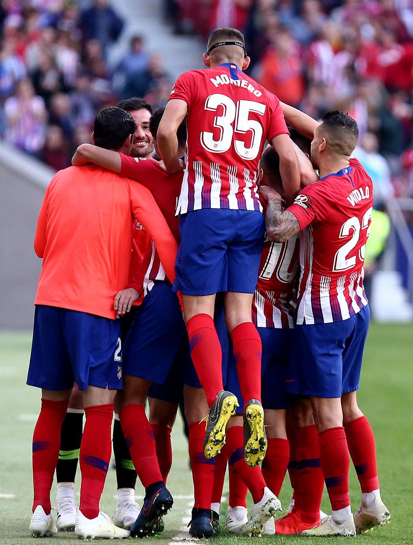 Temporada 18/19 | Atlético de Madrid - Celta | Día del Niño | Griezmann