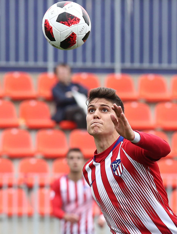 Temp. 18-19 | Atlético de Madrid B - UD Sanse | Pinchi