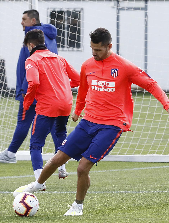 Temporada 18/19 | Entrenamiento del primer equipo | 25/04/2019 | Vitolo