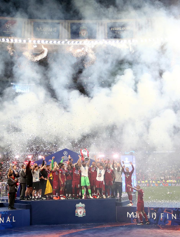 Temp 18/19 | Liverpool - Tottenham | Copa