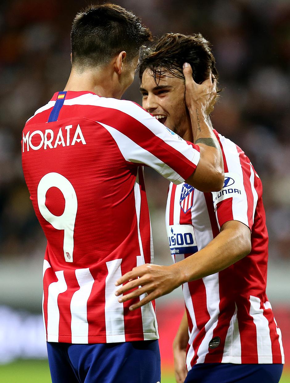 Temp. 19-20 | Atlético de Madrid - Juventus | Atleti Summer Tour | Joao Félix y Morata