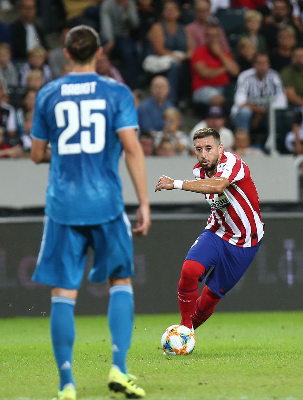 Temp. 19-20 | Atlético de Madrid - Juventus | Atleti Summer Tour | Herrera