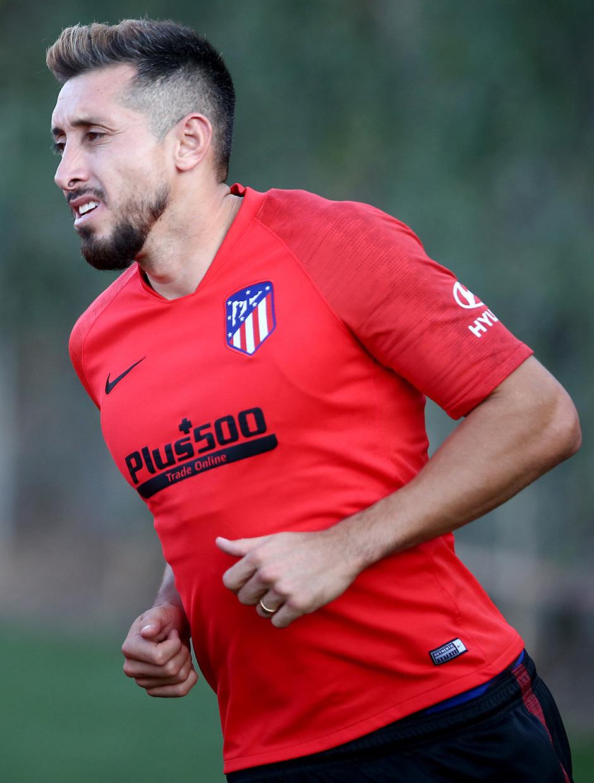 Temporada 19/20 | Entrenamiento | Herrera