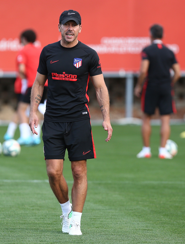 Temporada 19/20 | Entrenamiento | Simeone