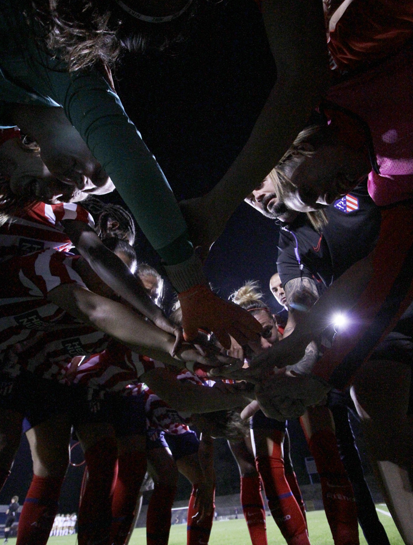 Temporada 19/20 | Spartak Subotica - Atlético de Madrid Femenino | Conjura