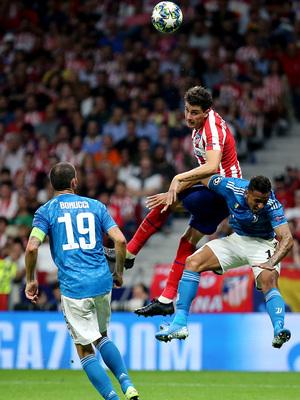 Temp. 19-20 | Atlético de Madrid - Juventus | Giménez