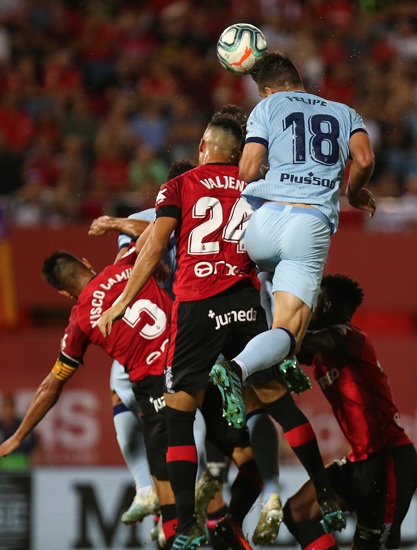 Temporada 19/20 | Mallorca - Atleti | Felipe