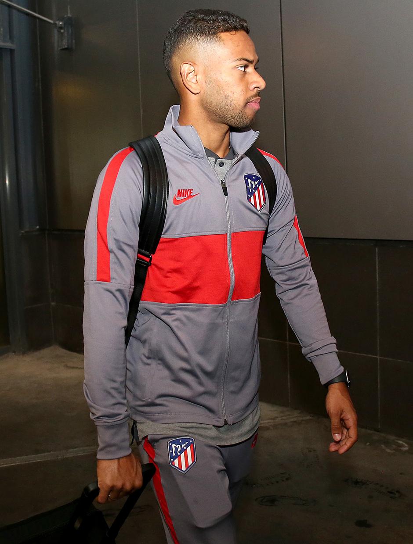 Temporada 19/20 | Lokomotiv - Atlético de Madrid | Llegada | Renan Lodi