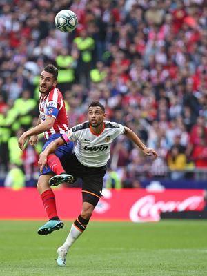 Temp. 19-20 | Atlético de Madrid - Valencia | Koke