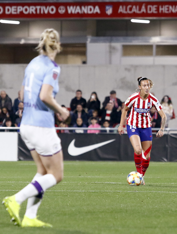 Temp. 19-20 | Atlético de Madrid Femenino-Manchester City | UWCL | Torrecilla