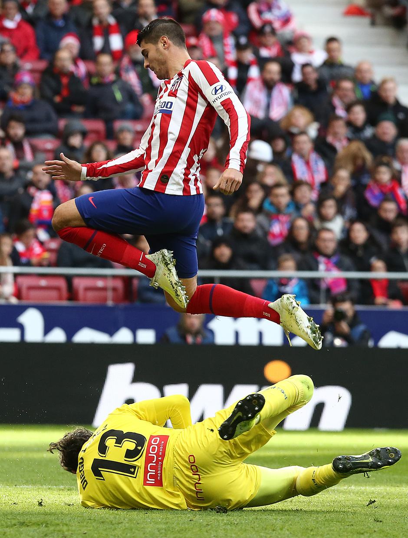 Temporada 19/20 | Atlético-Espanyol | Morata