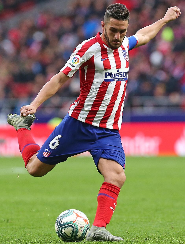 Temporada 19/20 | Atlético-Espanyol | Koke