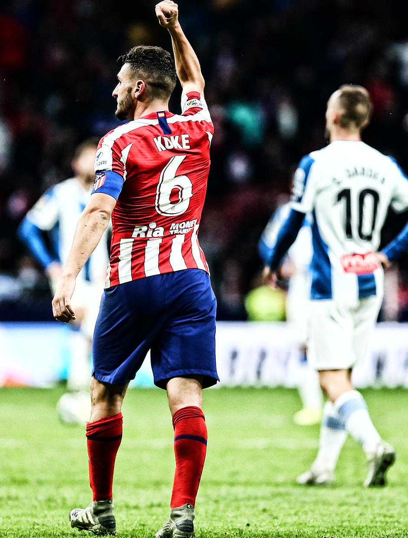 Temporada 19/20 | Atlético - Espanyol | La otra mirada | KOke