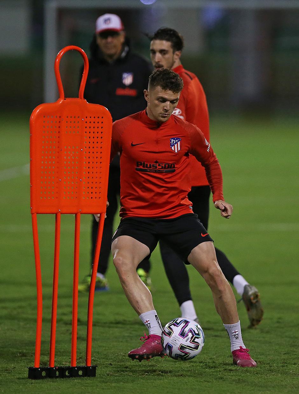 Temp. 19-20 | Supercopa de España | Training Centre Al Ahli | Trippier