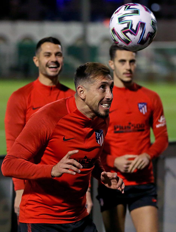 Temp. 19-20   Supercopa de España   Training Centre Al Ahli   Herrera