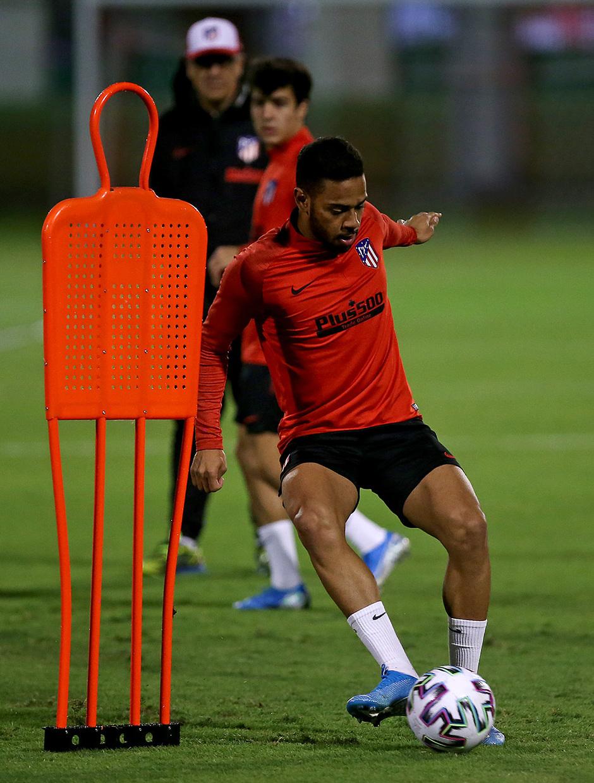 Temp. 19-20 | Supercopa de España | Training Centre Al Ahli | Lodi
