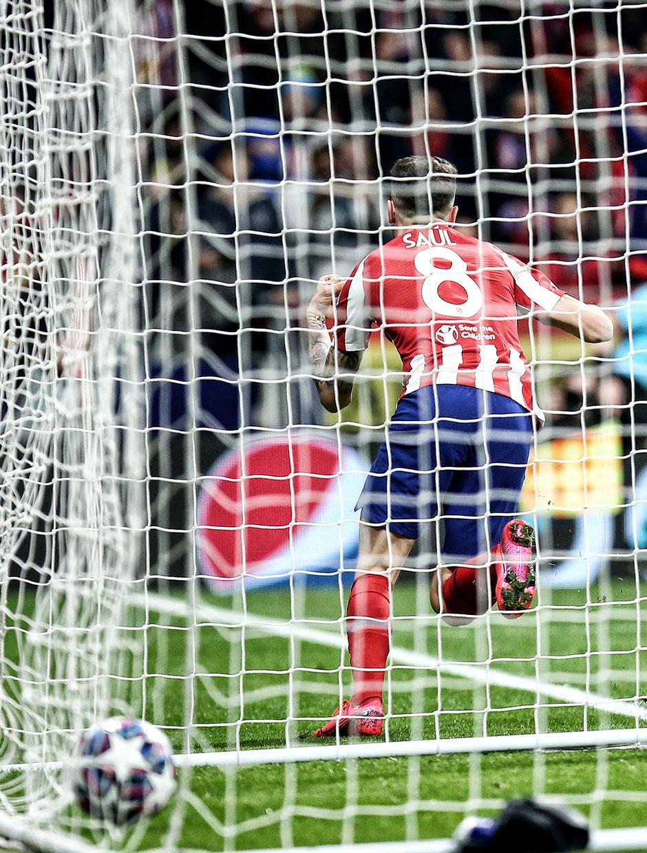 Temporada 19/20 | Atlético de Madrid - Liverpool | La otra mirada | Saúl