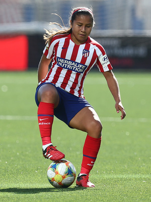 Temporada 19/20 | Madrid CFF- Atleti Femenino | Leicy