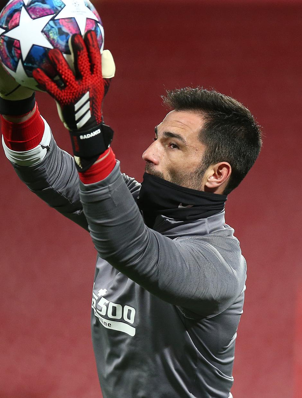 Temp. 19-20 | Anfield Road | Liverpool - Atlético de Madrid | Adán