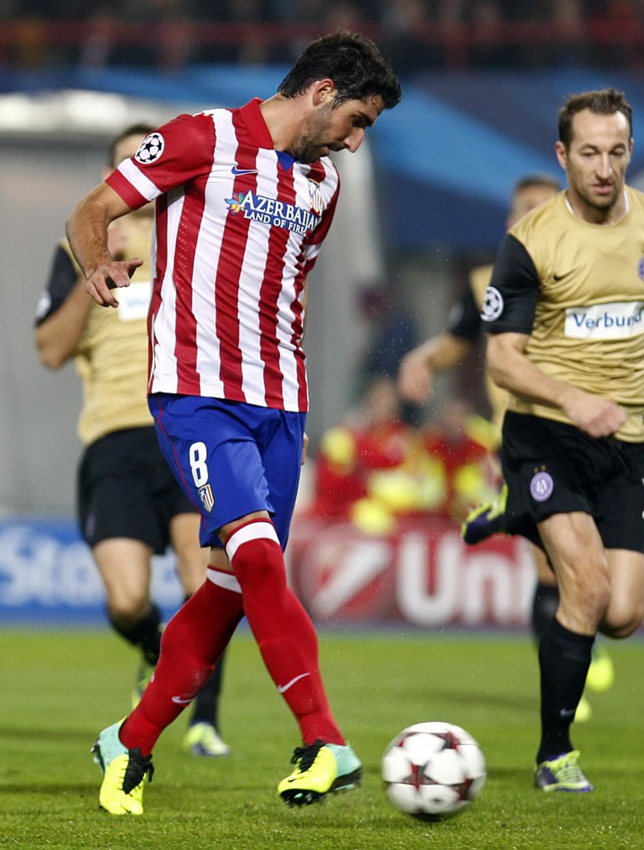Raul Garcia remate