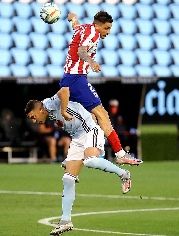 Temp. 19-20 | Celta - Atlético de Madrid | Giménez