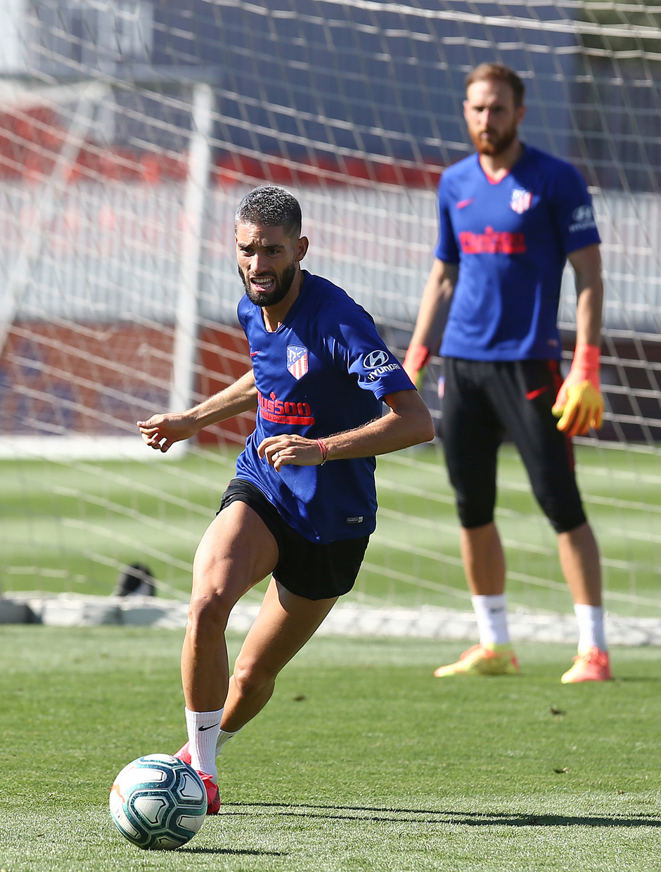 Temp. 19-20 | Entrenamiento 15/7/20 | Carrasco