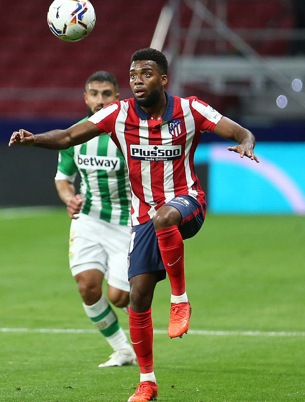 Temporada 20/21 | Atlético de Madrid - Real Betis | Lemar