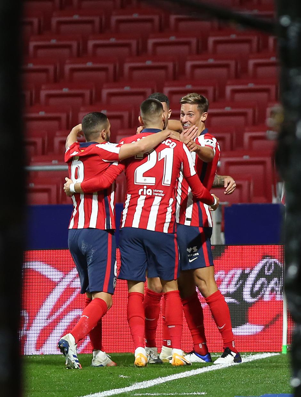 Temporada 20/21 | Atlético de Madrid - Real Betis | Celebración