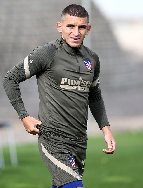 Temporada 20/21 | Entrenamiento previo UCL Salzburg | Torreira
