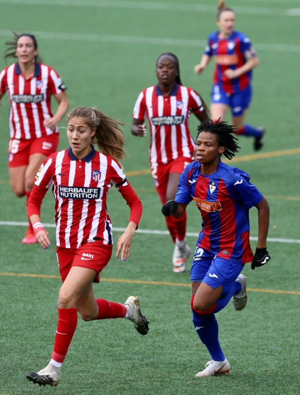 Temp. 20-21 | Eibar - Atlético de Madrid Femenino | Laia