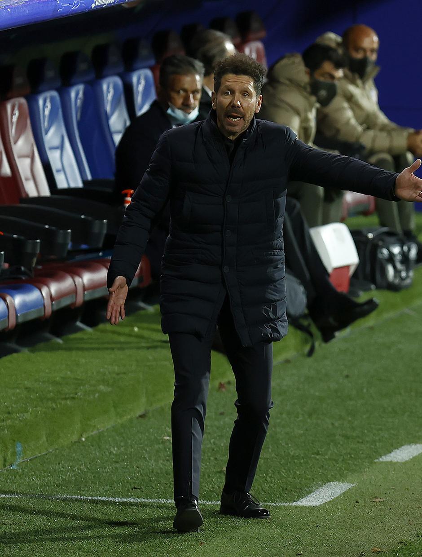 Temporada 20/21 | Eibar - Atleti | Simeone