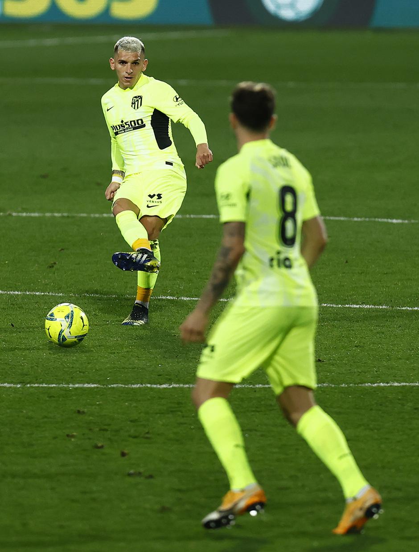 Temporada 20/21 | Eibar - Atleti | Torreira y Saúl