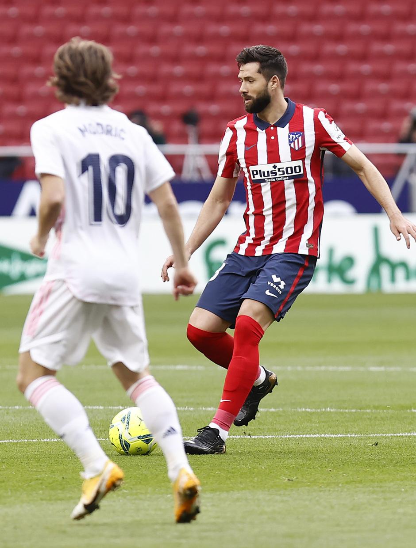 Temp. 2020/21 | Atleti - Real Madrid | Felipe