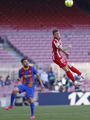 Temp. 20-21 | Barça - Atleti | Trippier