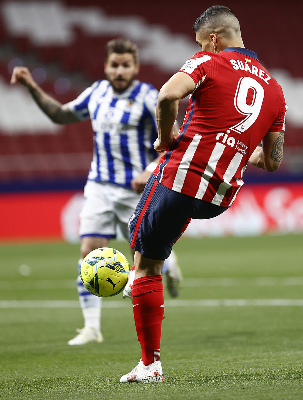Temp. 20-21 | Atleti-Real Sociedad | Suárez