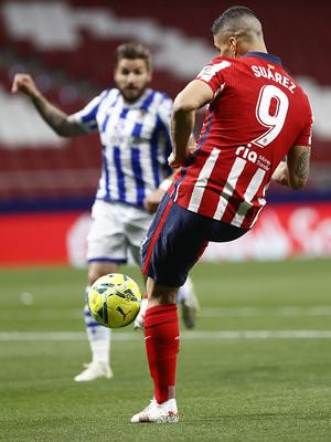 Temp. 20-21   Atleti-Real Sociedad   Suárez