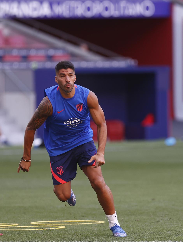 Temp 21/22 | Entrenamiento 21/08/2021 | Suárez