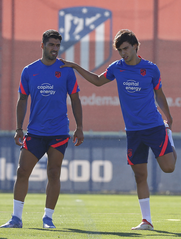 Temp. 21-22 | Entrenamiento 08/09/2021 | Suárez Joao