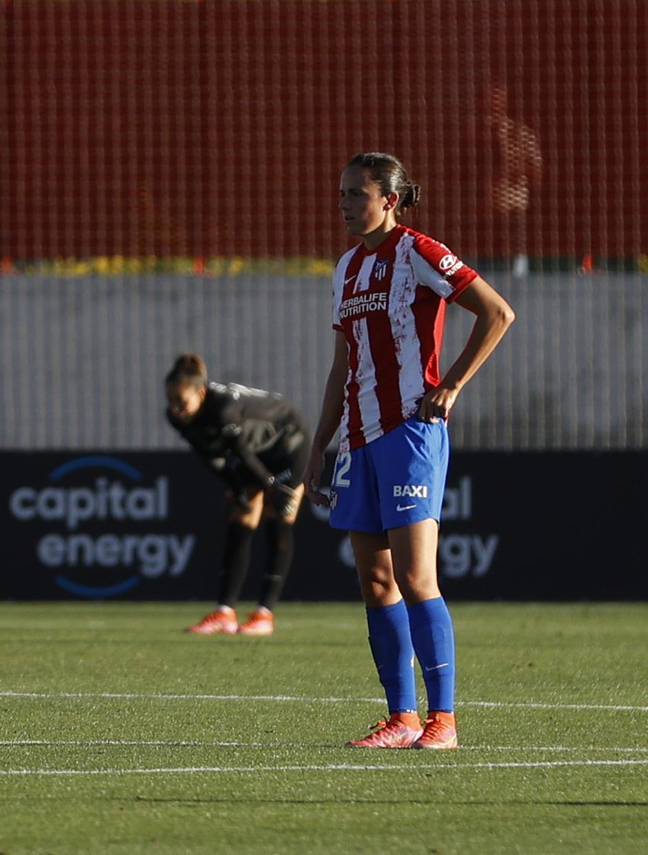 Temporada 21-22 | Atleti Femenino-Barcelona | Frisbie