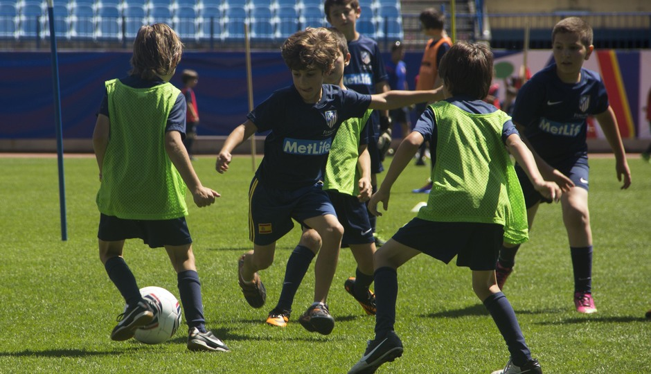 Clausura de la temporada 2013/14 de las Escuelas de la Fundación