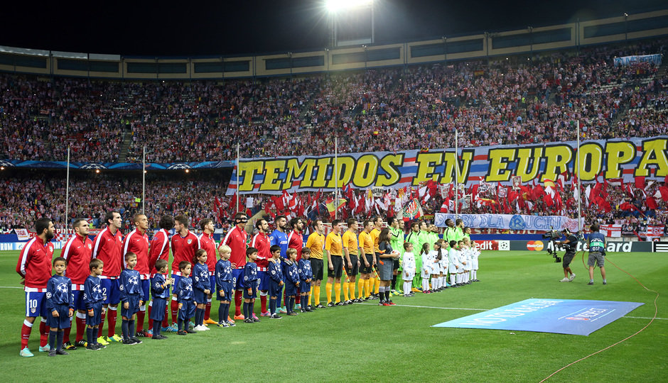 UEFA Champions League | Atlético - Juventus | Tifo.