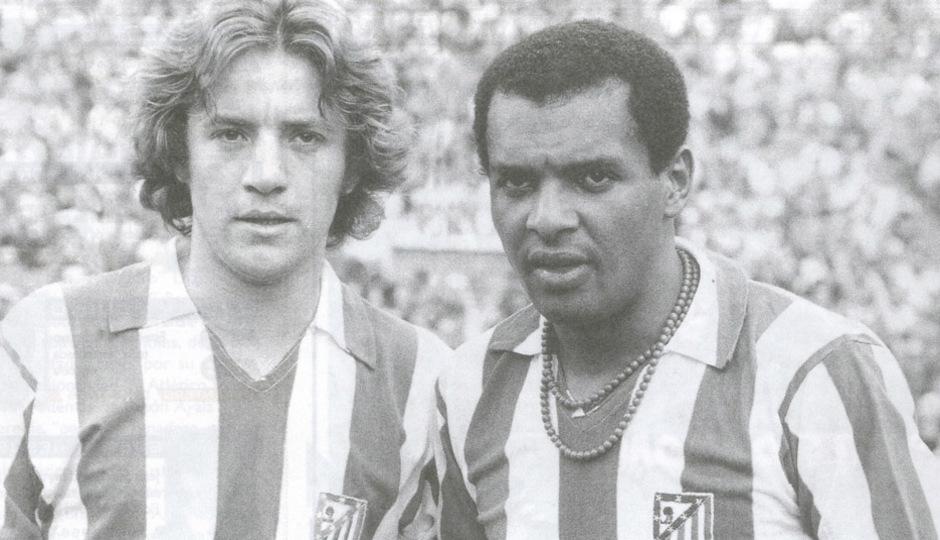 Leivinha y Luiz Pereira