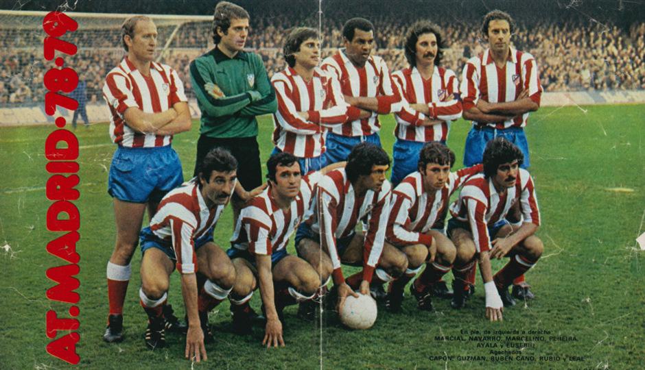 Once de la temporada 78-79