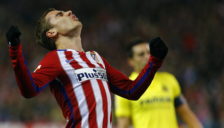 Temp. 2015-2016 | Atlético de Madrid - Villarreal | Griezmann