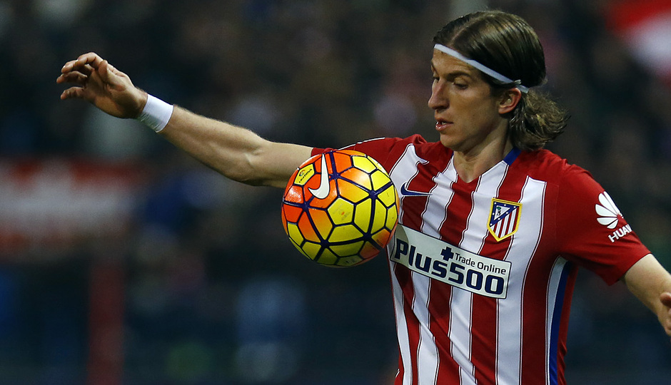 Temp. 2015-2016 | Atlético de Madrid - Villarreal | Filipe Luis
