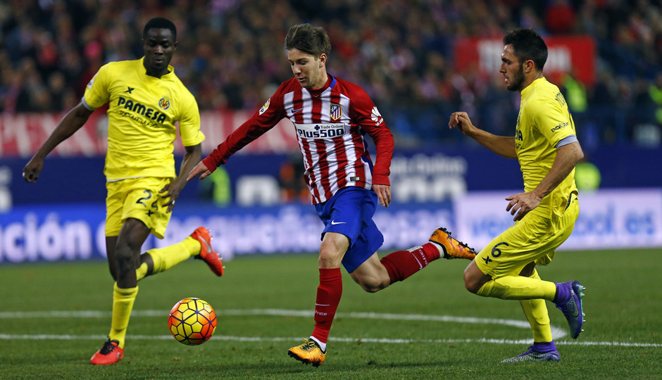 Temp. 2015-2016 | Atlético de Madrid - Villarreal | Vietto