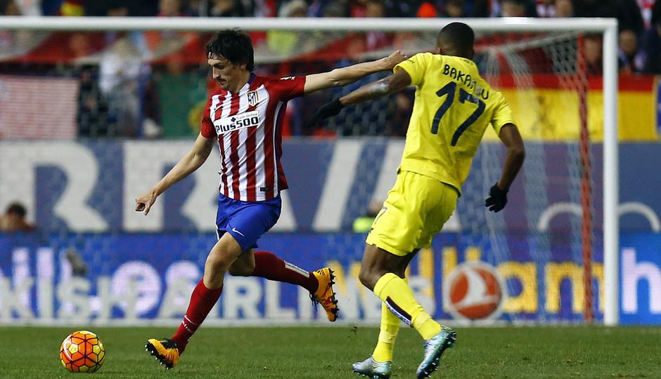 Temp. 2015-2016 | Atlético de Madrid - Villarreal | Savic