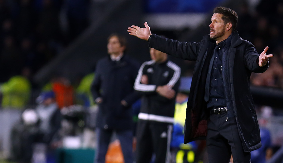 Temp. 2015-2016 | PSV - Atlético de Madrid | Simeone