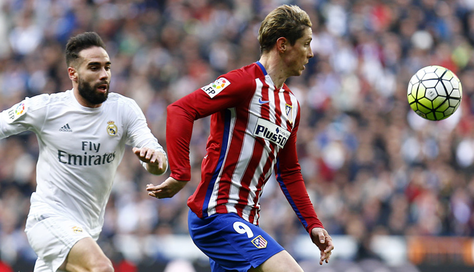 Temp. 2015-2016 | Real Madrid - Atlético de Madrid | Fernando Torres